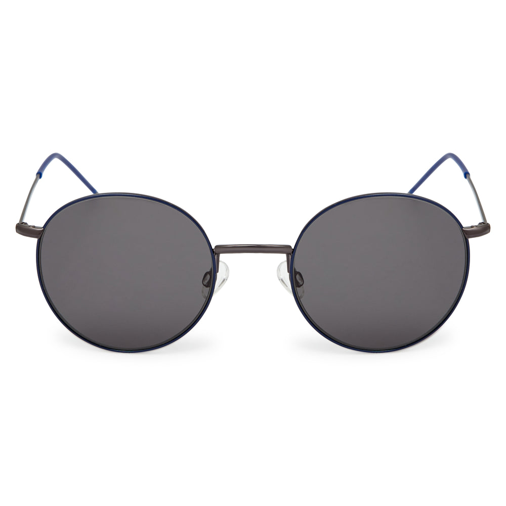Load image into Gallery viewer, Blue & Gunmetal / Grey - Glasses