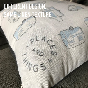 Throw Pillows — Places+Things