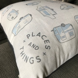 Throw Pillows — There's No Need To Rush