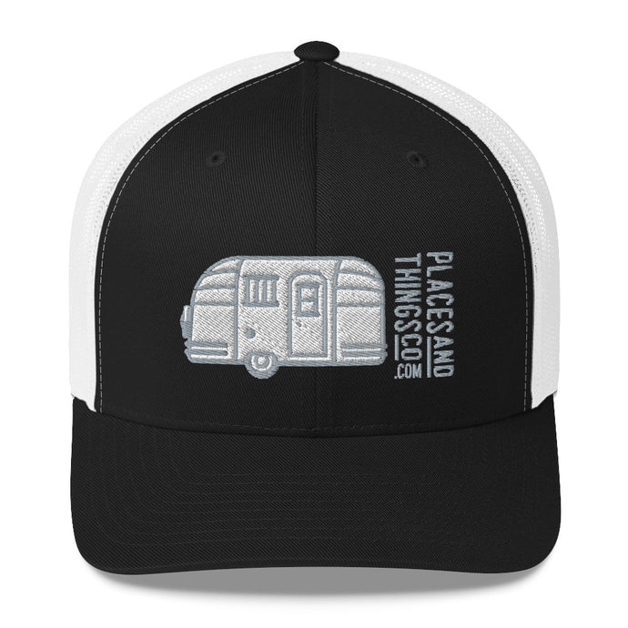 Trucker Cap — Road Toaster, grey