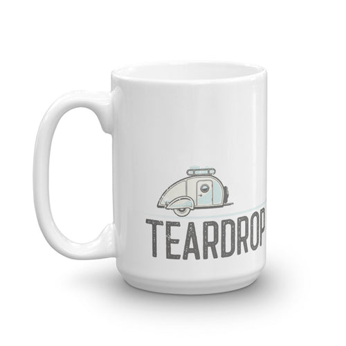 Mug — Teardrop — Places+Things