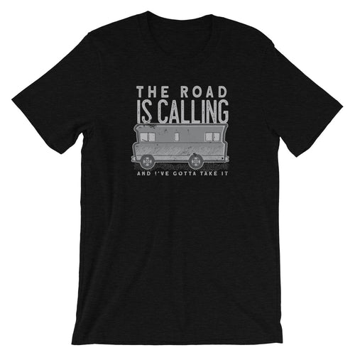 The Road Is Calling — Men and Women