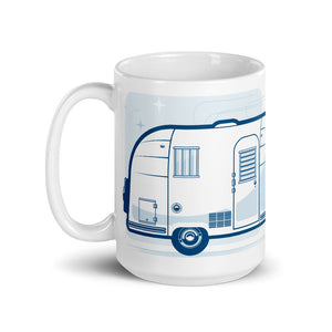 Mug — Road Toaster, Googie