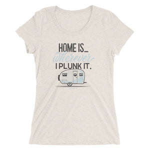 Wherever I Plunk It — Women's, light