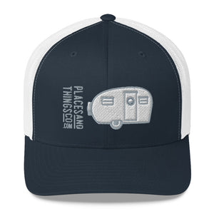 Trucker Cap — Canned Ham, grey
