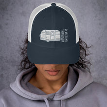 Load image into Gallery viewer, Trucker Cap — Road Toaster, grey