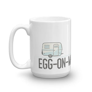 Mug — Egg On Wheels — Places+Things