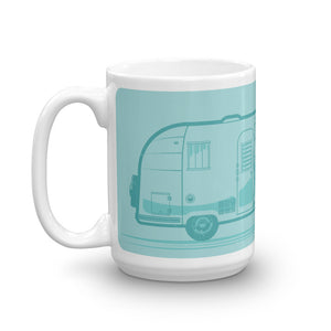 Road Toaster Mug — I'm Gone.
