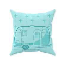 Load image into Gallery viewer, Throw Pillow — Road Toaster, 2-tone
