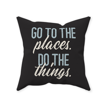 Load image into Gallery viewer, Throw Pillows — Places+Things