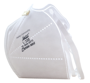 40x N95 NIOSH Approved Face Mask Respirators (FDA EUA Authorized) @$15.95/unit