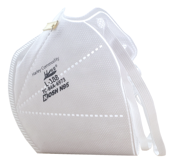 100 N95 NIOSH Approved Face Mask Respirators @ $14.95/unit (FDA EUA Authorized)