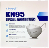 40x KN95 Approved Face Mask Respirators (FDA EUA Authorized) @$7.95/unit