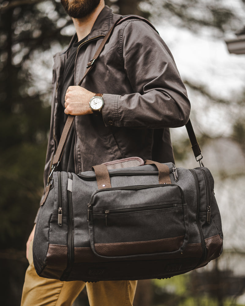 Montana Buffalo Travel Bag