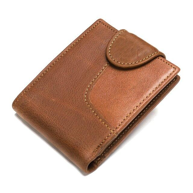 Montana Buffalo Bi-Color Wallet