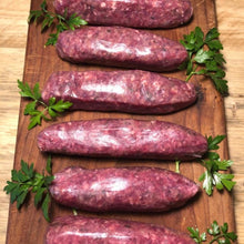 Load image into Gallery viewer, Beef Sausages - Primal Grazing - Pasture Raised - GMO Free