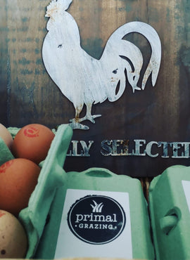 Primal Eggs (currently only available on local delivery!)