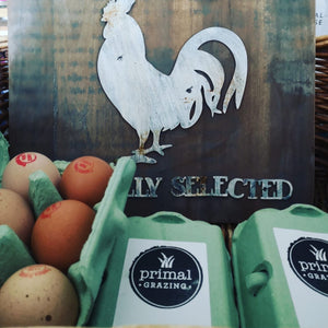 Primal Eggs (currently only available on local delivery!) - Primal Grazing - Pasture Raised - GMO Free
