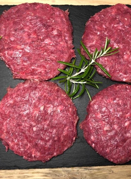 Beef Burgers (Packet of 4)