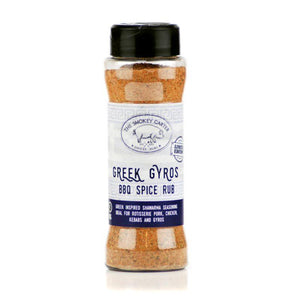 Greek Gyros BBQ Rub - Primal Grazing - Pasture Raised - GMO Free