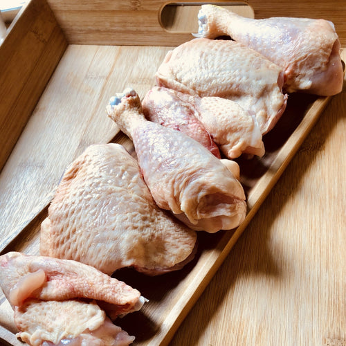 Chicken BBQ pack - Primal Grazing - Pasture Raised - GMO Free