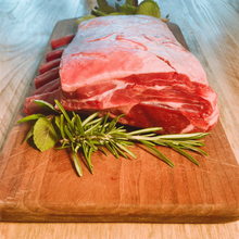 Load image into Gallery viewer, Loin Rack of Lamb - Primal Grazing - Pasture Raised - GMO Free