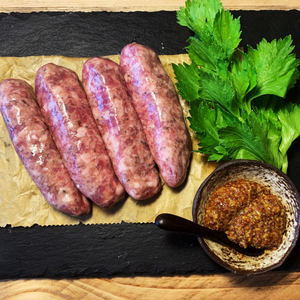 Cumberland Sausages - Primal Grazing - Pasture Raised - GMO Free