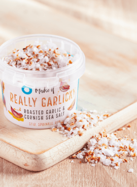Cornish Sea Salt Company - Really Garlicky