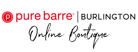 Pure Barre Burlington Online Boutique
