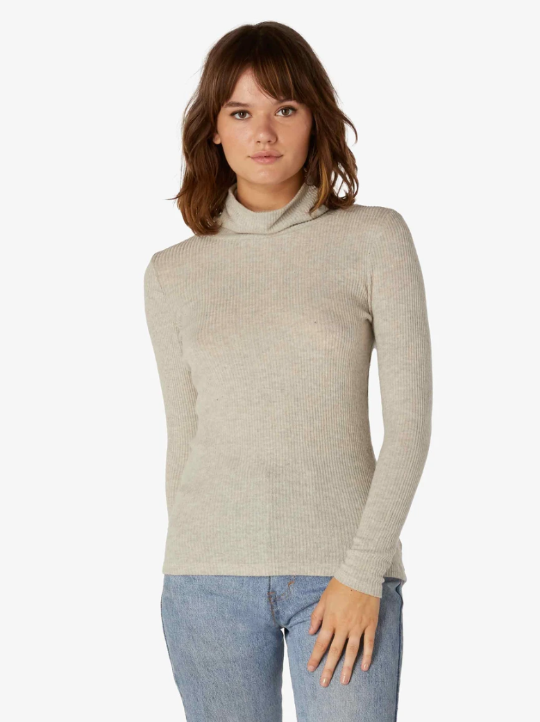 Beyond Yoga Ribbed Pullover