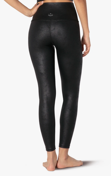 Beyond Yoga Luxe Leatherette Legging