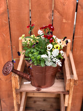 "Load image into Gallery viewer, 8"" Watering Can Planter"