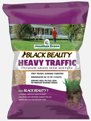 Jonathan Green Black Beauty Heavy Traffic Grass Seed