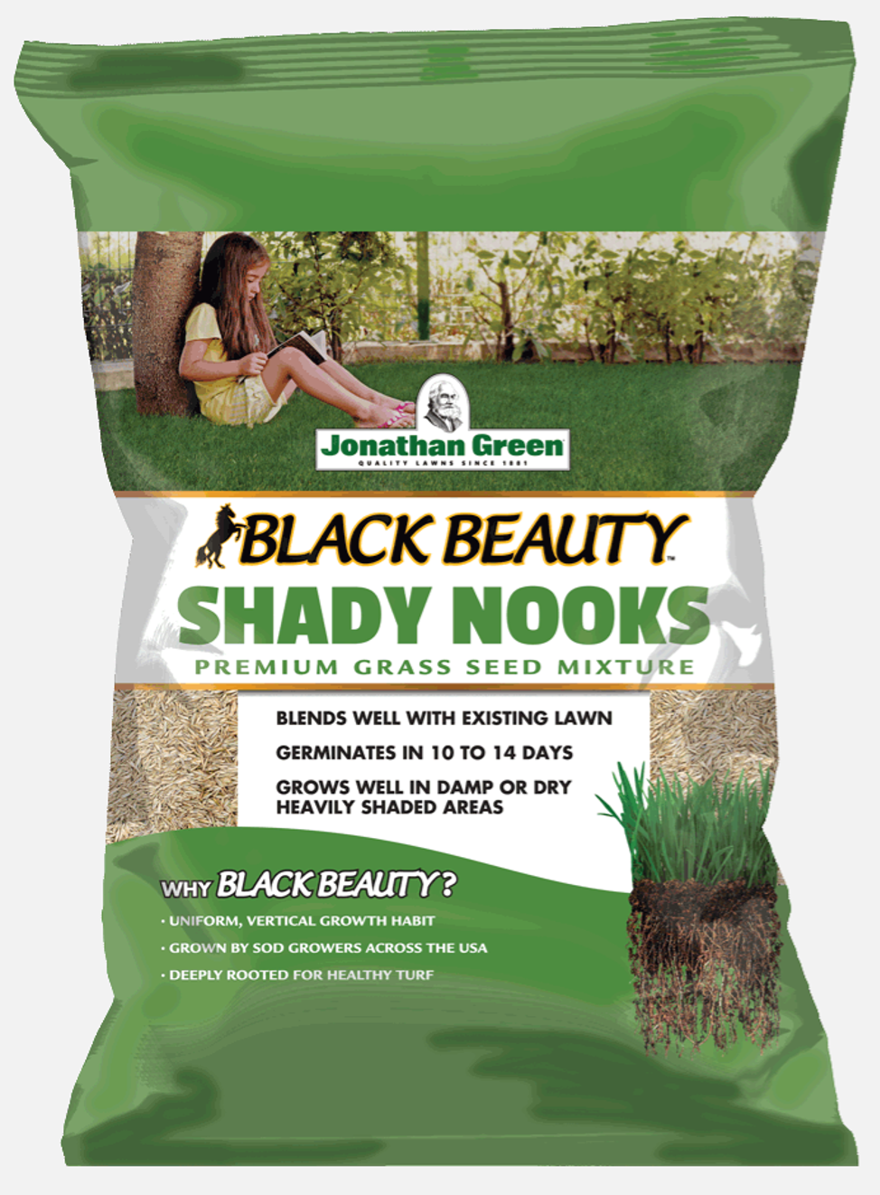 Jonathan Green Shady Nooks Grass Seed