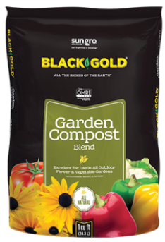 Black Gold Garden Compost  1 cu ft