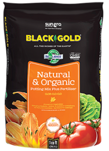 Black Gold Natural & Organic Potting Mix