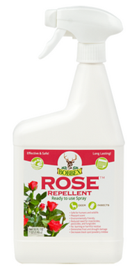 Bobbex Rose Deer & Insect Repellent 32 oz RTU