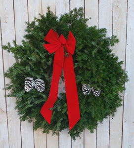 Caan's Made Decorated Wreath - 6 sizes