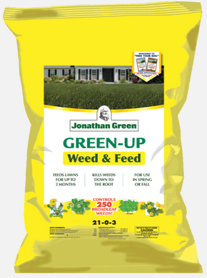 Jonathan Green Weed & Feed Lawn Fertilizer