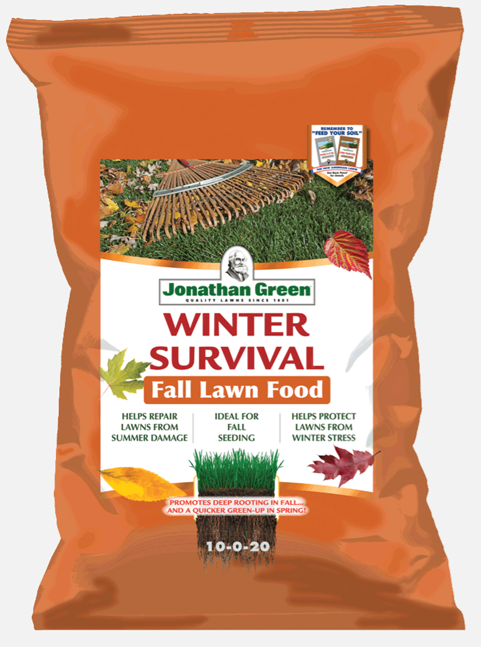 Jonathan Green Winter Survival Lawn Fertilizer