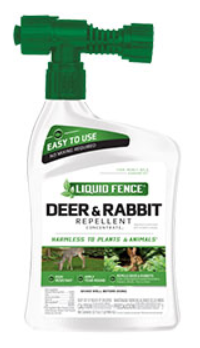 Liquid Fence Deer Repellent  32 oz RTS