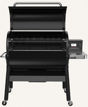 Load image into Gallery viewer, Weber SmokeFire EX6 Wood Fired Pellet Grill