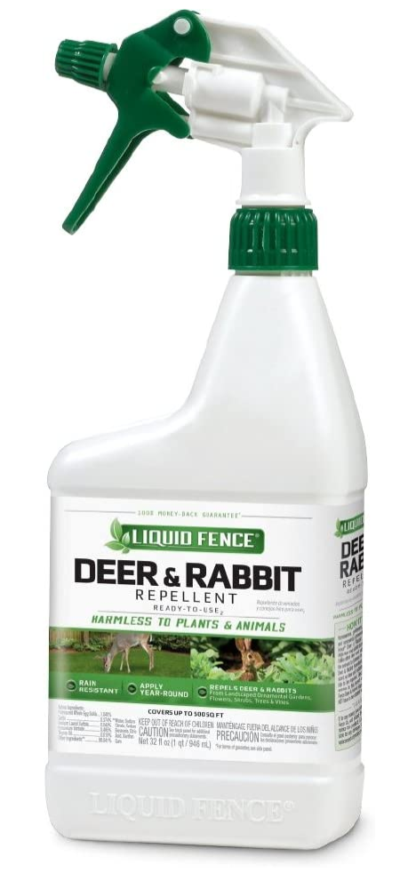 Liquid Fence Deer Repellent  32 oz RTU