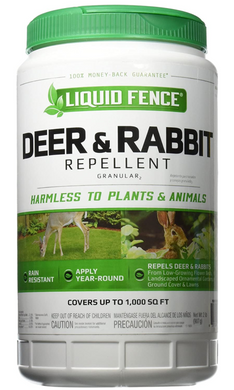 Liquid Fence Granular Deer Repellent  2 lb