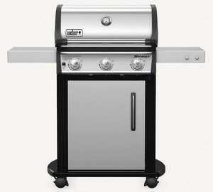 Weber Spirit S-315 Stainless Steel LP Gas Grill