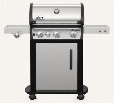 Weber Spirit SP-335 Stainless Steel LP Gas Grill
