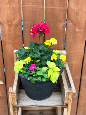 "10"" Outdoor Planter"