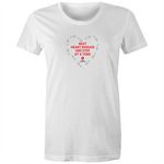 One Step At A Time Women's T-Shirt