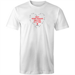 One Step At A Time Mens T-Shirt