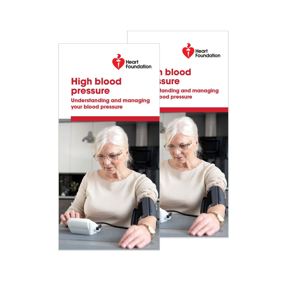 High Blood Pressure - Brochure
